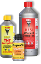 HESI fertiliser range